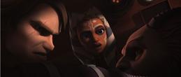Anakin interrogates DNar