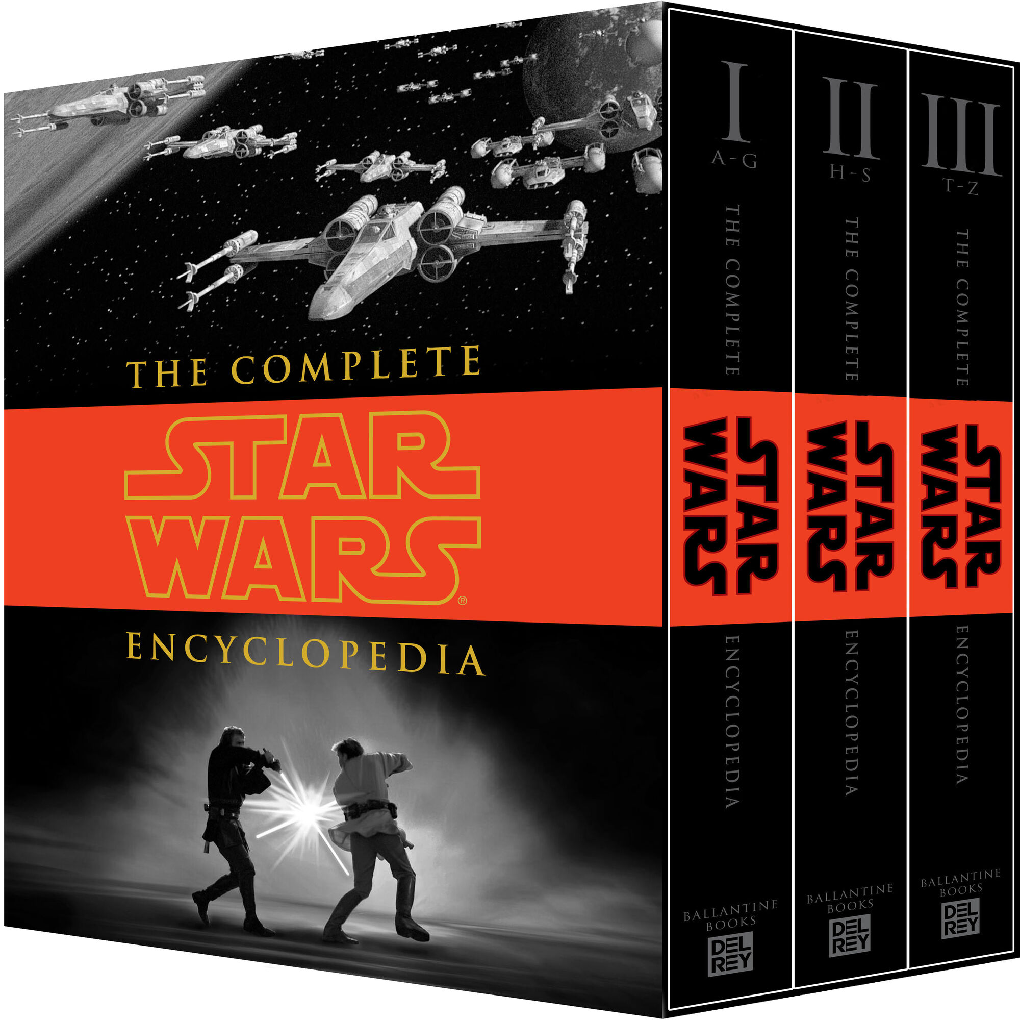 The Complete Star Wars Encyclopedia | Wookieepedia | FANDOM powered