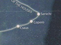 Copero and csaus
