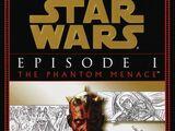 Star Wars: Episode I The Phantom Menace Illustrated Screenplay