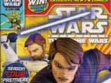 Star Wars: The Clone Wars Magazine 8