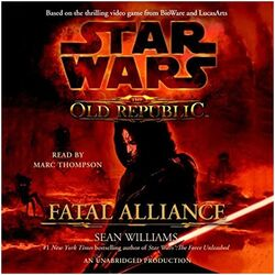 The Old Republic - Fatal Alliance (audiobook)