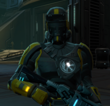 Alliance Trooper