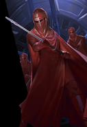 Imperial Royal Guards Unit Expansion art