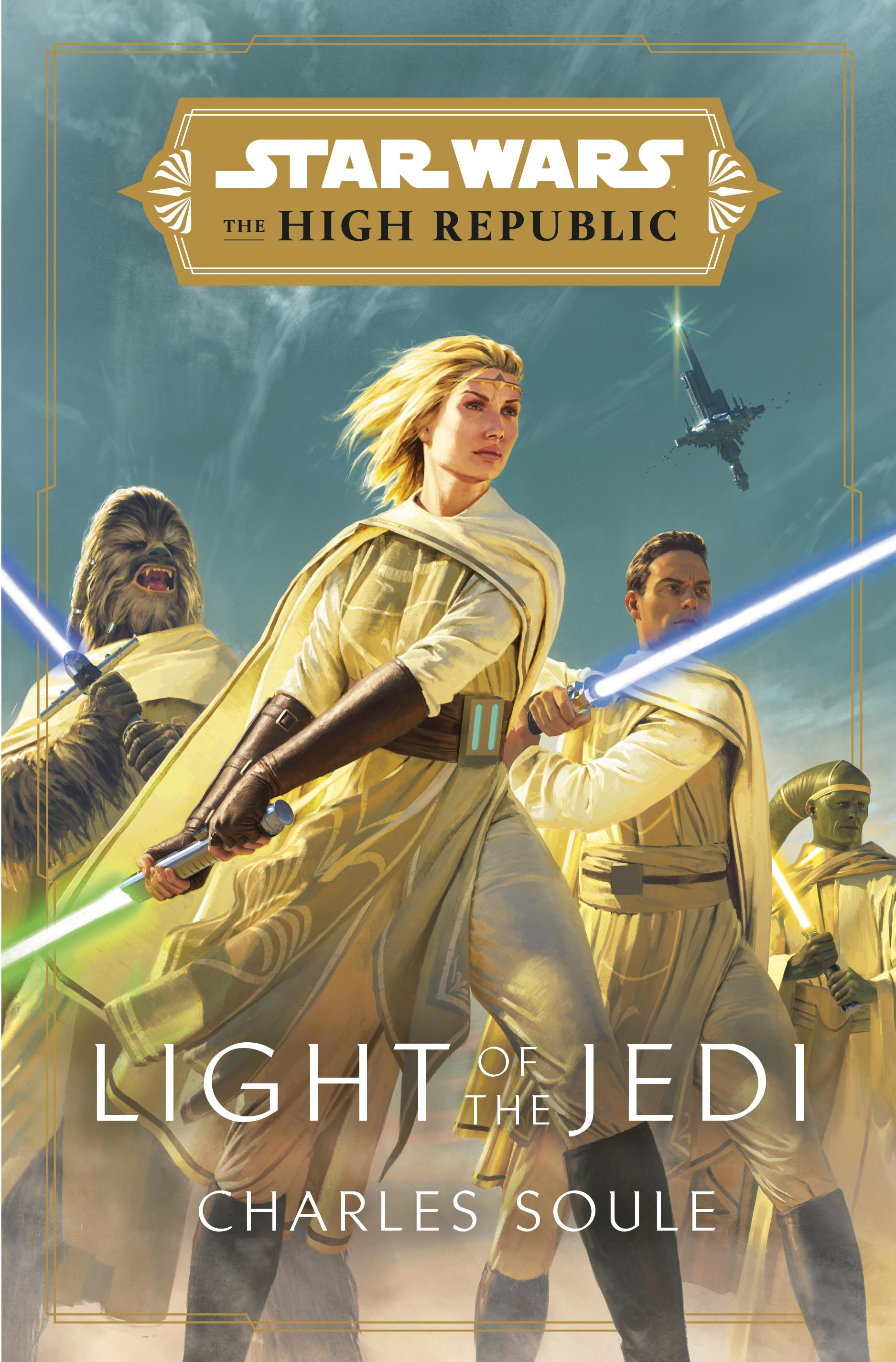 Star Wars - The High Republic - Light of the Jedi