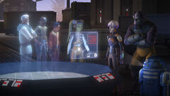 Spectres discover TIE Defender