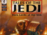 Tales of the Jedi: Dark Lords of the Sith 3: Descent to the Dark Side
