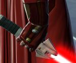 Angral lightsaber