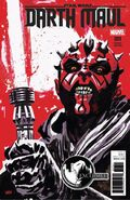 Darth Maul 1 Unknown Comics