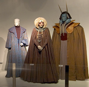 Dressing a Galaxy Senate trio