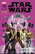 Star Wars Vol 2 1 7th Printing Variant