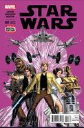 Star Wars Vol 2 1 7th Printing Variant