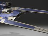 UT-60D Uウイング・スターファイター/支援船