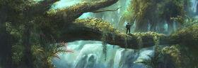Yavin 4 tree