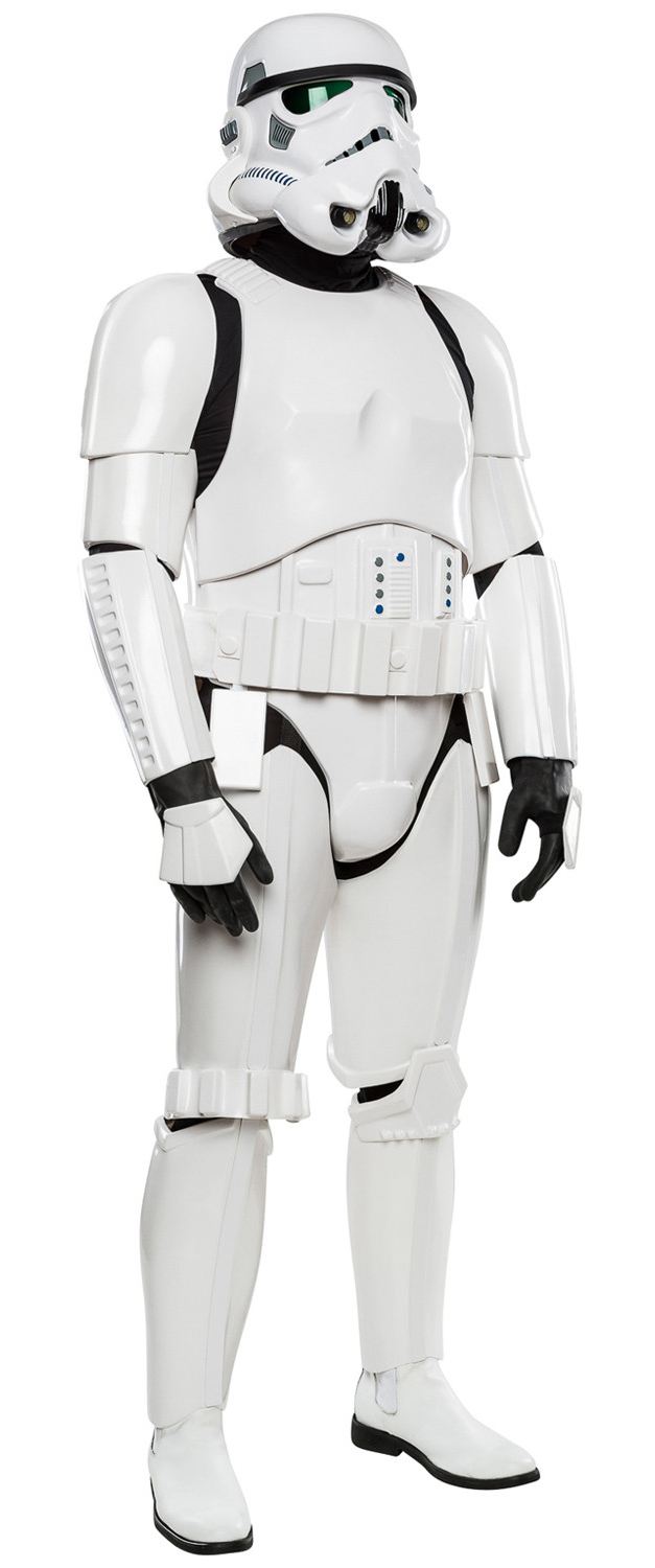 Stormtrooper armor | Wookieepedia | FANDOM powered by Wikia