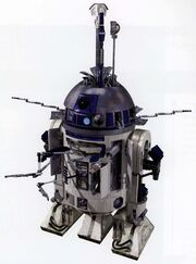 R2 Series Astromech Droid Wookieepedia Fandom Powered