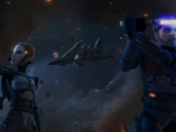Mandalorian civil war (Clone Wars)