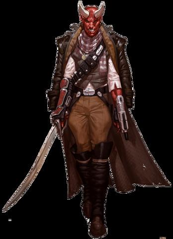 File:Captain Gideon LoNH by David Kegg.png