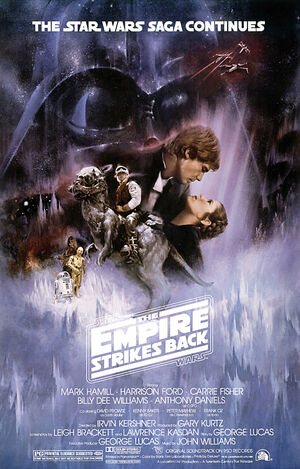 Empire strikes back old