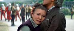 Han and Leia TFA
