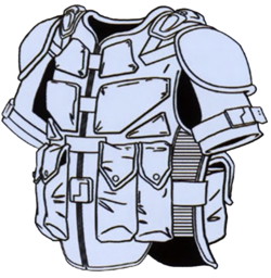 Mk III Flak Vest