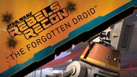 Rebels Recon 2.18 Inside The Forgotten Droid