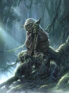 Yoda new topps