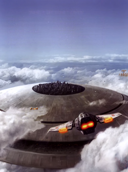 Arrival Cloud City-TJoY