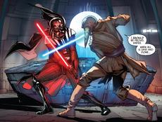 Barr vs Vader DV17