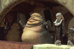 Jabba Desilijic Tiure | Wookieepedia | FANDOM powered by Wikia Jabba The Hutt Choked