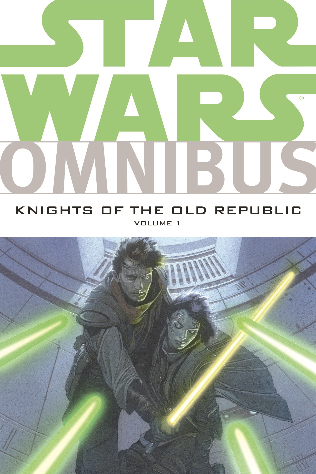 star wars omnibus  knights of the old republic volume 1
