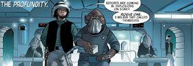 Profoundity bridge comic