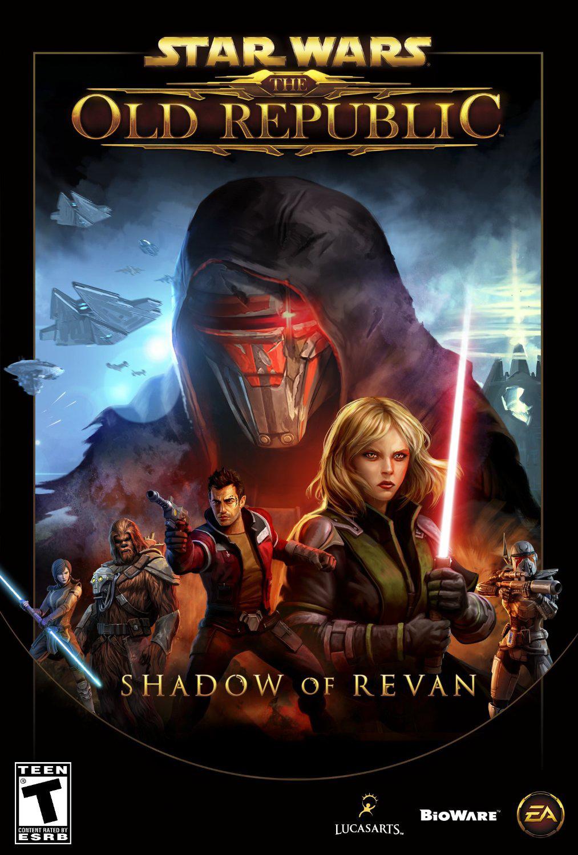 Star Wars The Old Republic Shadow Of Revan Wookieepedia Fandom