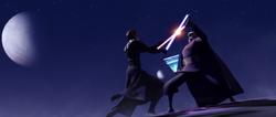 Anakin vs Dooku TCWf