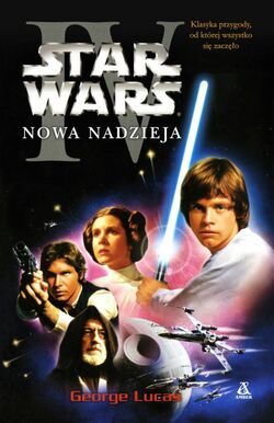 Nowa nadzieja (powieść) 1