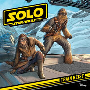 Solo Train Heist book