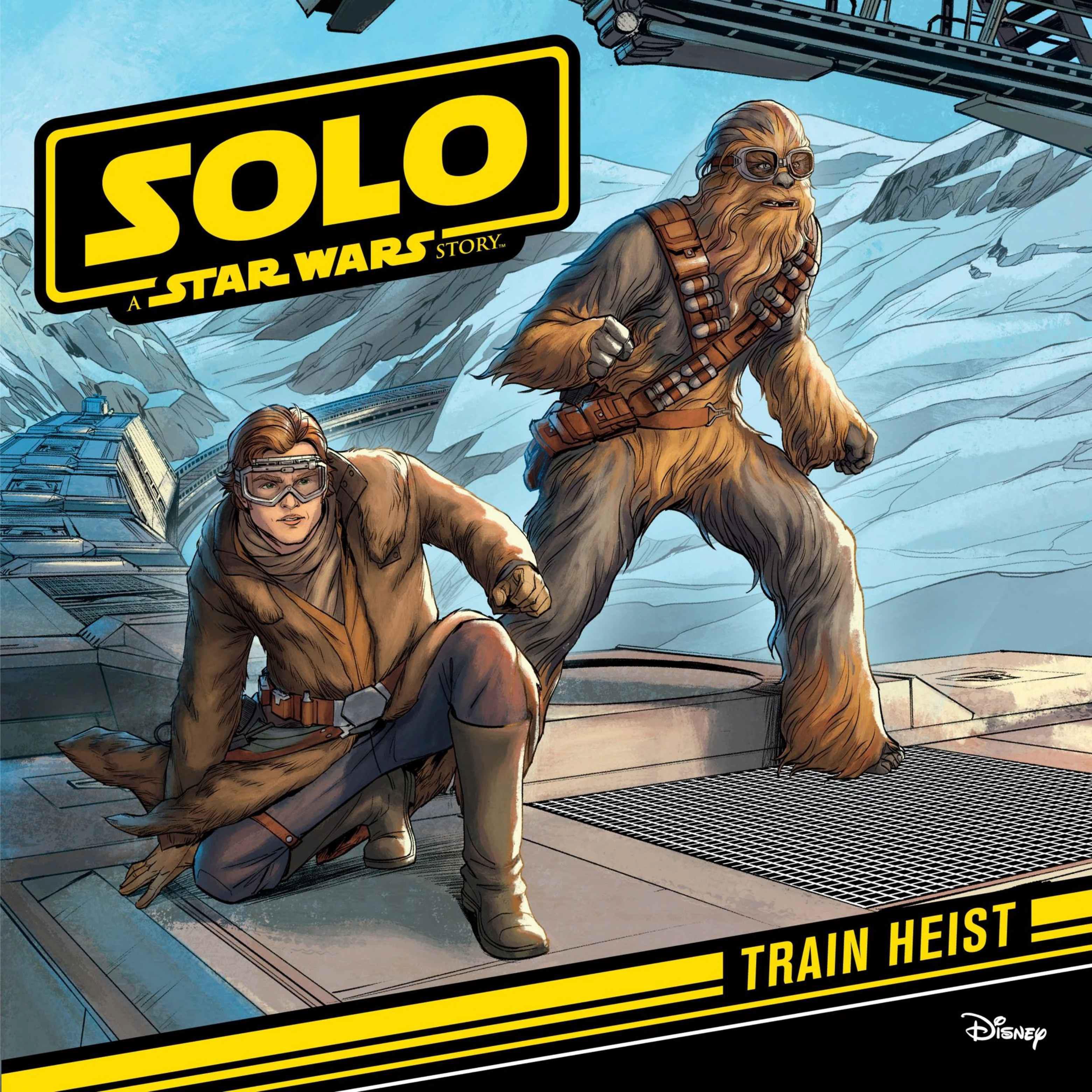 Afbeeldingsresultaat voor solo a star wars story train heist