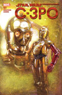 Star Wars Special C-3PO cover