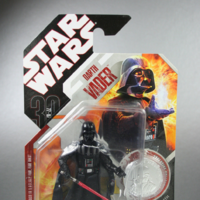 Darth Maul Obi-Wan Kenobi Jinn R2-R9 Commemorative Tin Collection Hasbro 2006
