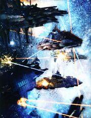 Great Hyperspace War by John Van Fleet