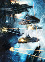 Great Hyperspace War by John Van Fleet.jpg