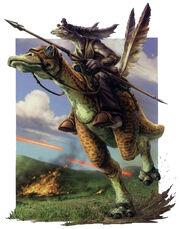 Kaadu Cavalry SECR