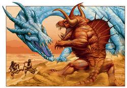 Krayt Dragons