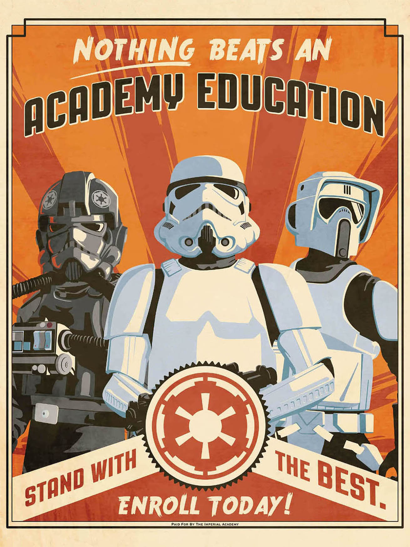 Nothing Beats An Academy Education Wookieepedia Fandom Powered