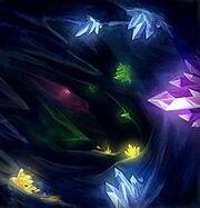 Pestera cu cristale sensibile la Forta