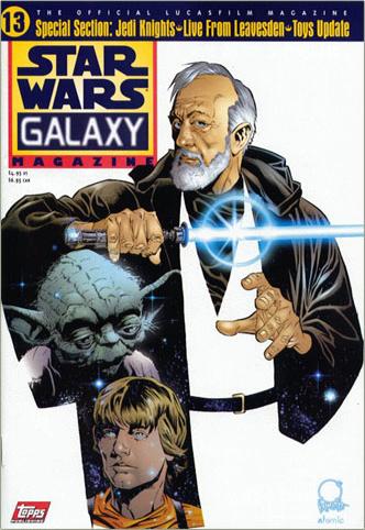 Categorystar Wars Galaxy Magazine 13 Wookieepedia Fandom