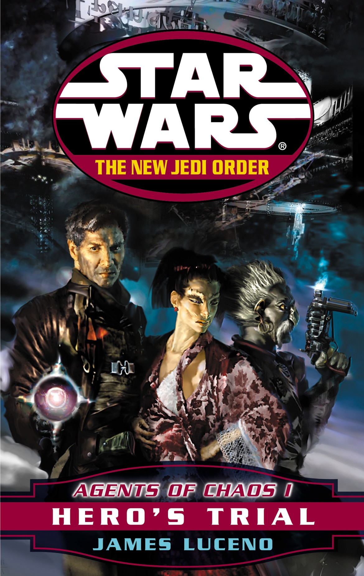 Ylesia: Star Wars Legends (The New Jedi Order) (Star Wars: The New Jedi Order)