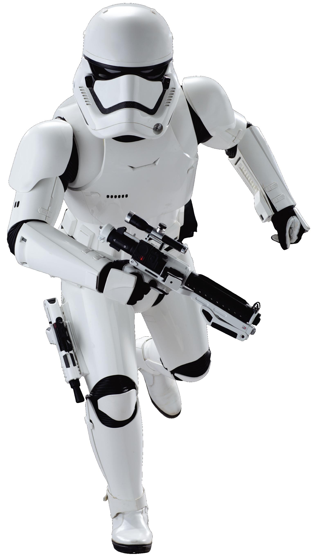 Storm Trooper Silhouette