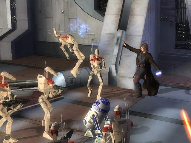 Star Wars Episode Iii Revenge Of The Sith Video Game Wookieepedia Fandom