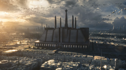 Jedi Temple voor de vernietiging